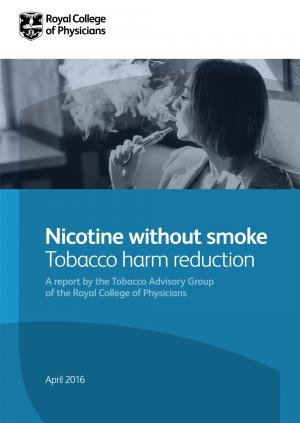 Royal College of Physicians - Nicotine Without Smoke